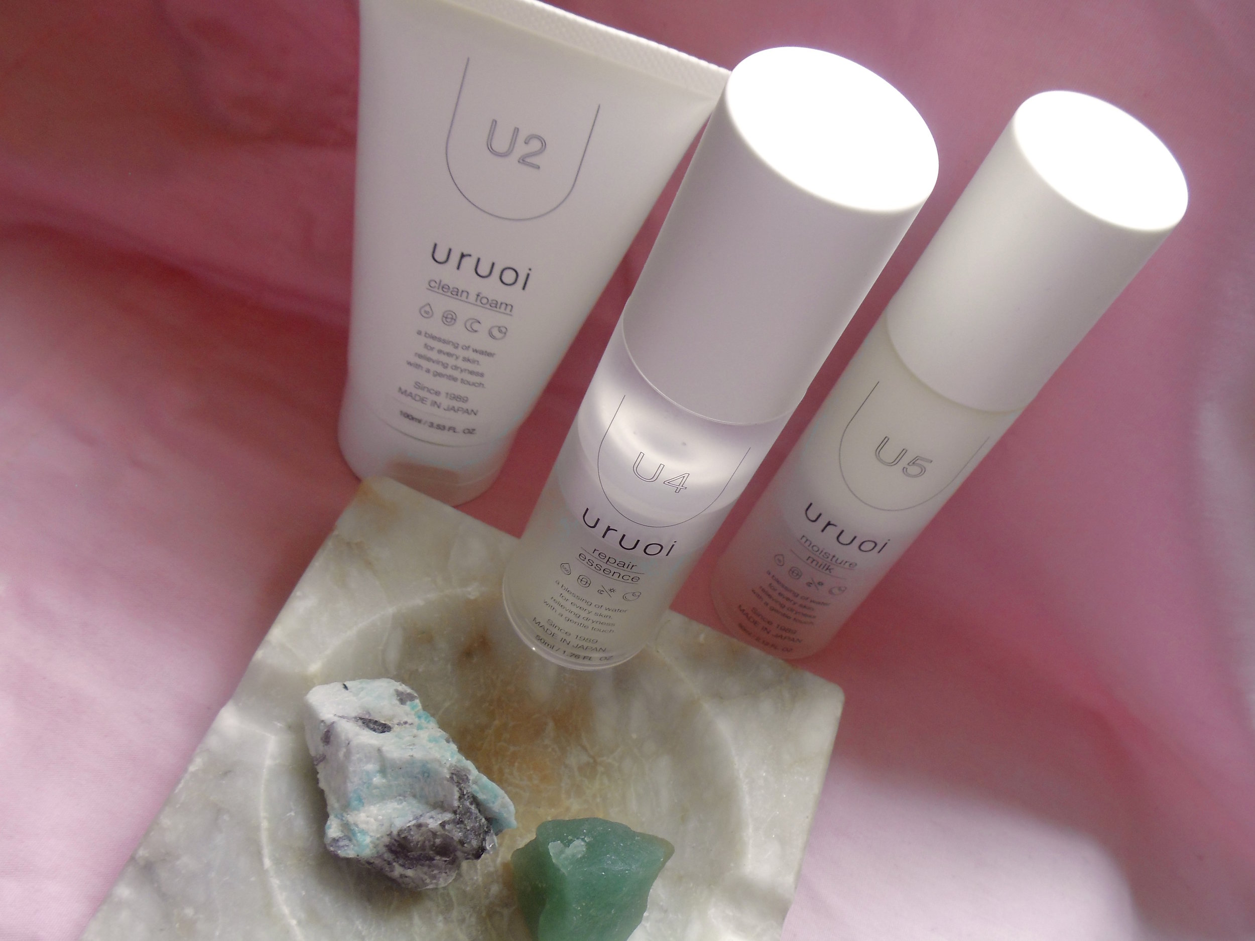 Review of Uruoi Skincare via DNAMAG