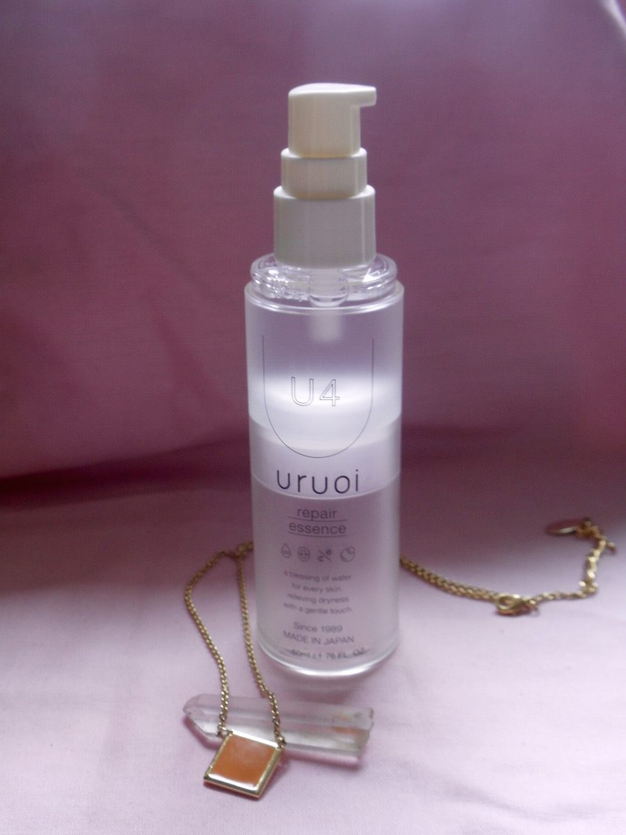 Review of Uruoi Skincare; repair essence