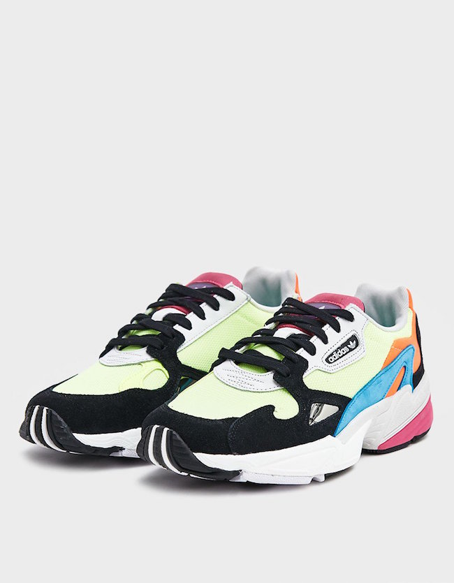 ADIDAS / FALCON W SNEAKER - WAS $110, NOW $76.99