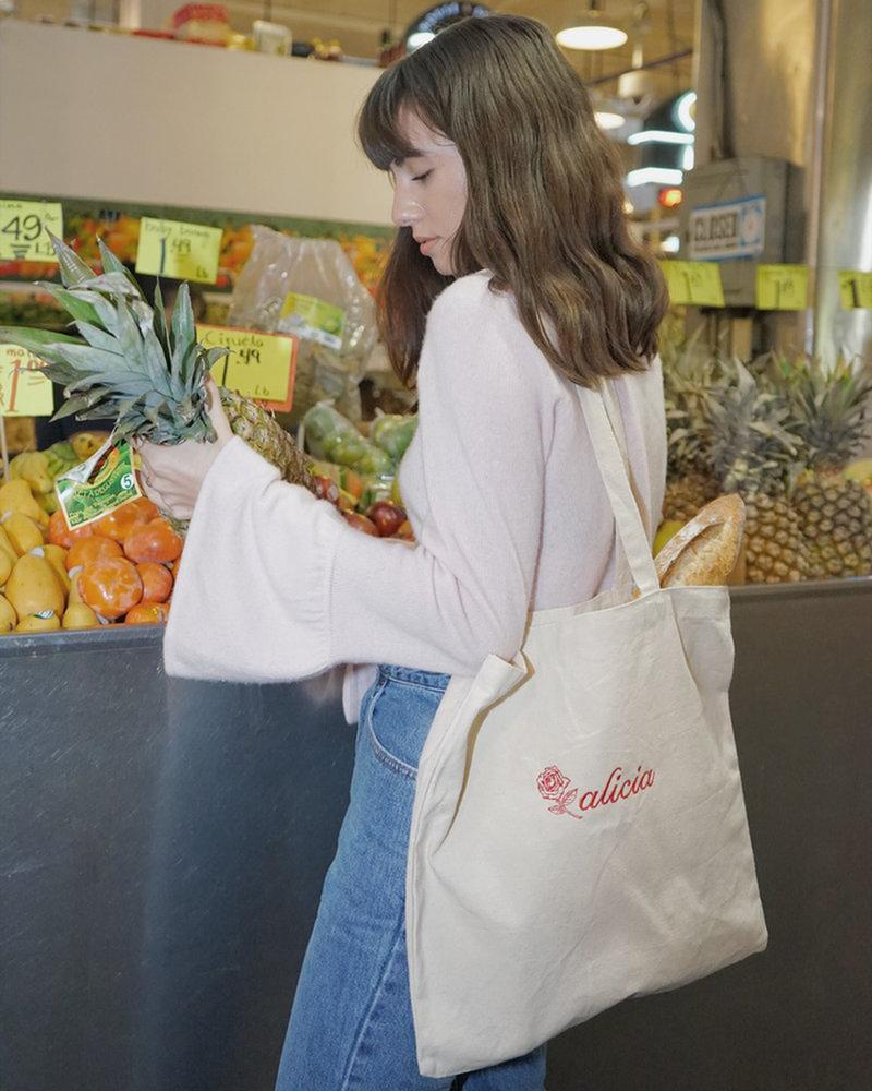 Personalized Tote Bag by Cloud Hunter