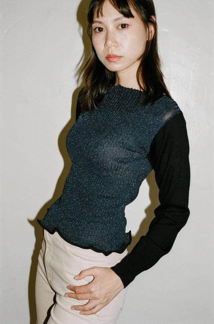 Rachel Comey - Nanda Top in blue
