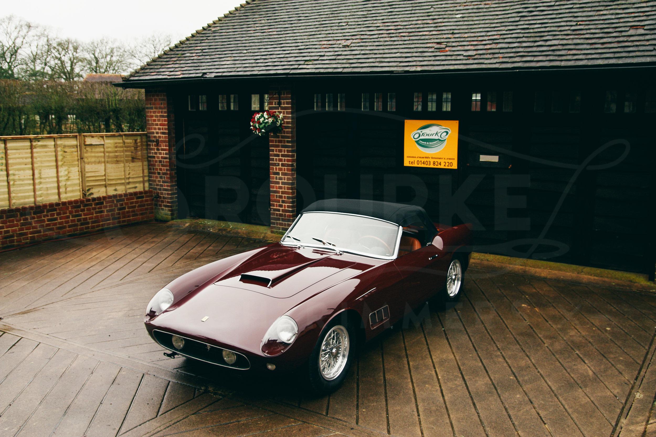 Ferrari 250 LWB California