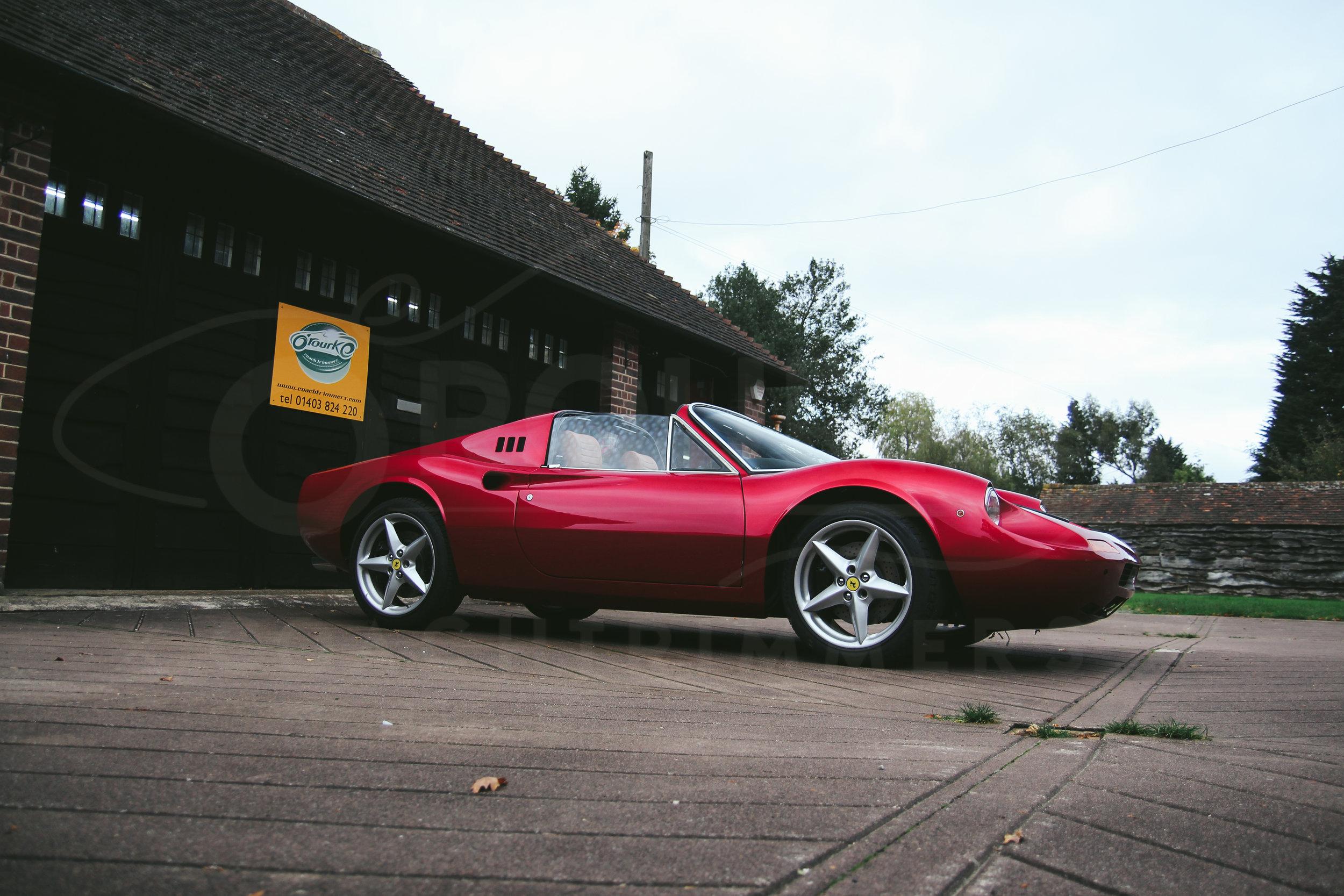 Ferrari 246 Dino GTS V8