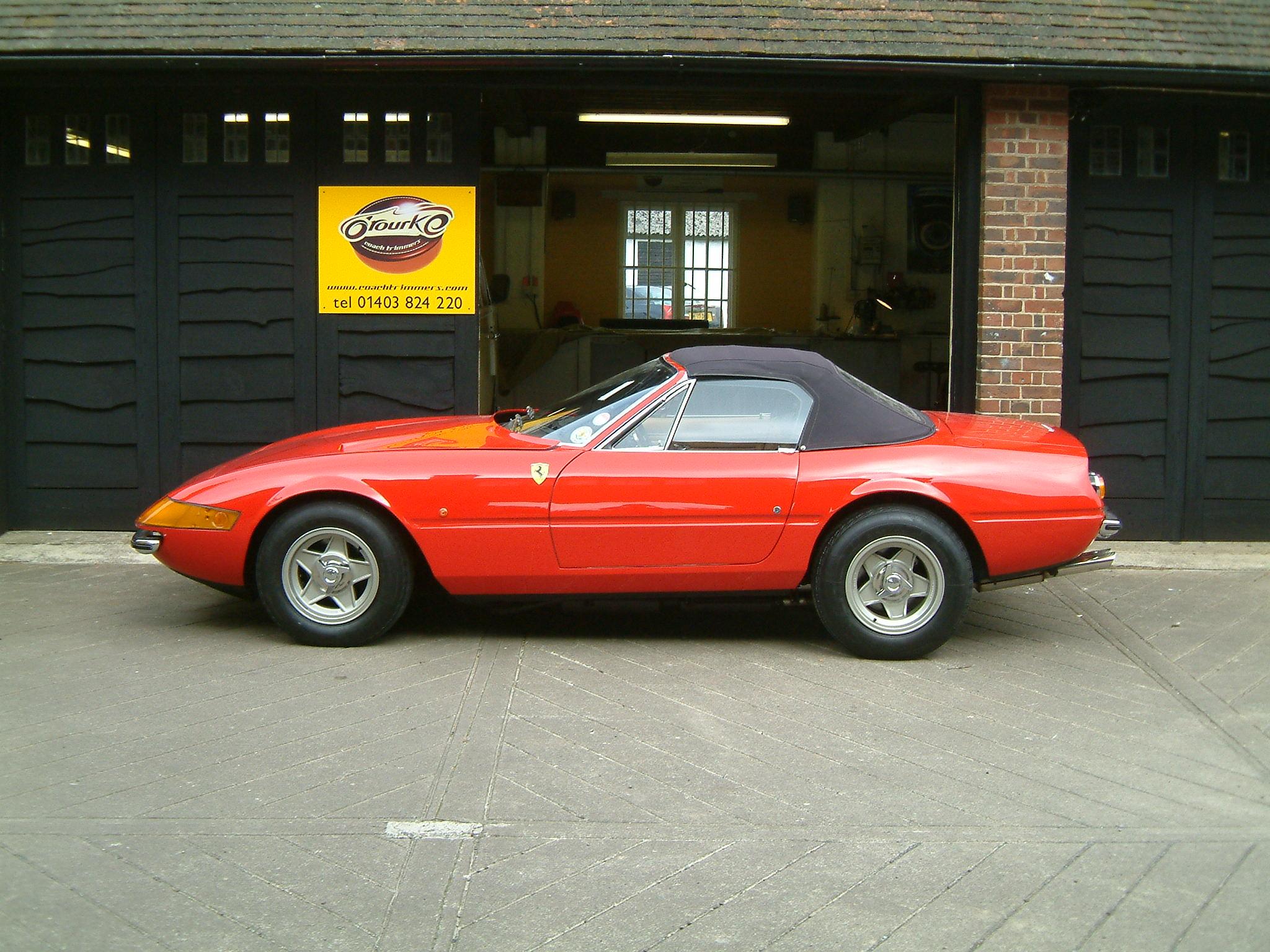 Ferrari Daytona Spyder GTS 365