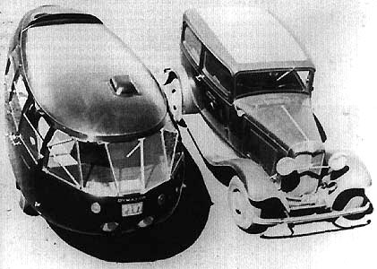Dymaion and the Ford B V8
