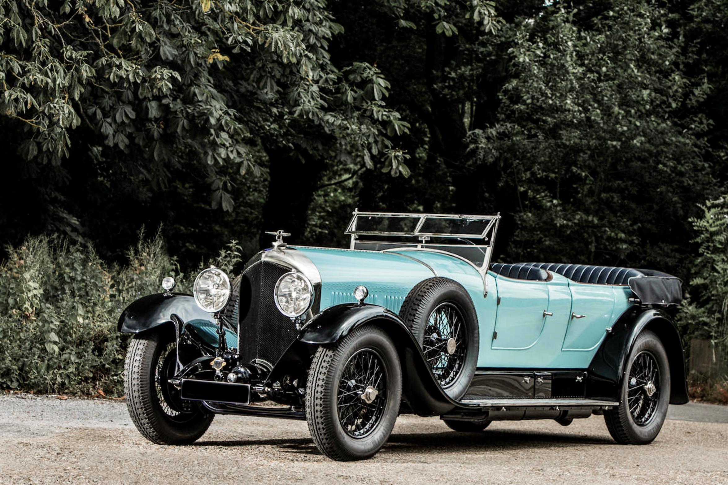 Bentley 6.5L Barker