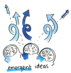 graphic recording, visual thinking, bespoke clip art