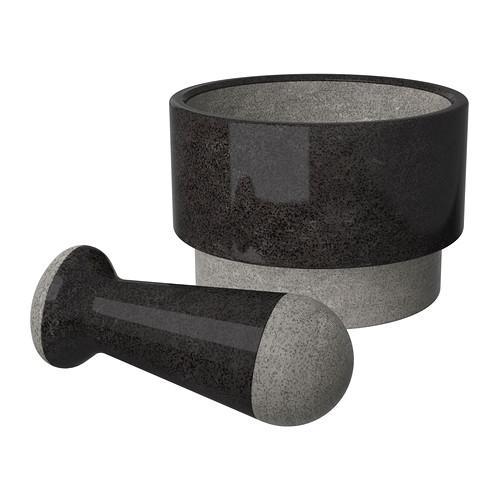 IKEAで売っている大理石、スパイスグラインダー(乳鉢)