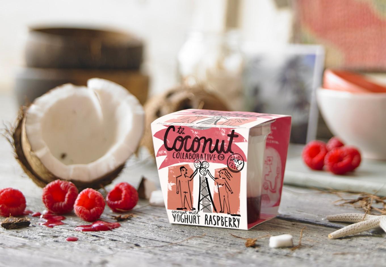 プラントベース、ココナツ素材のデザートシリーズ  The Coconut COLLABORATIVE