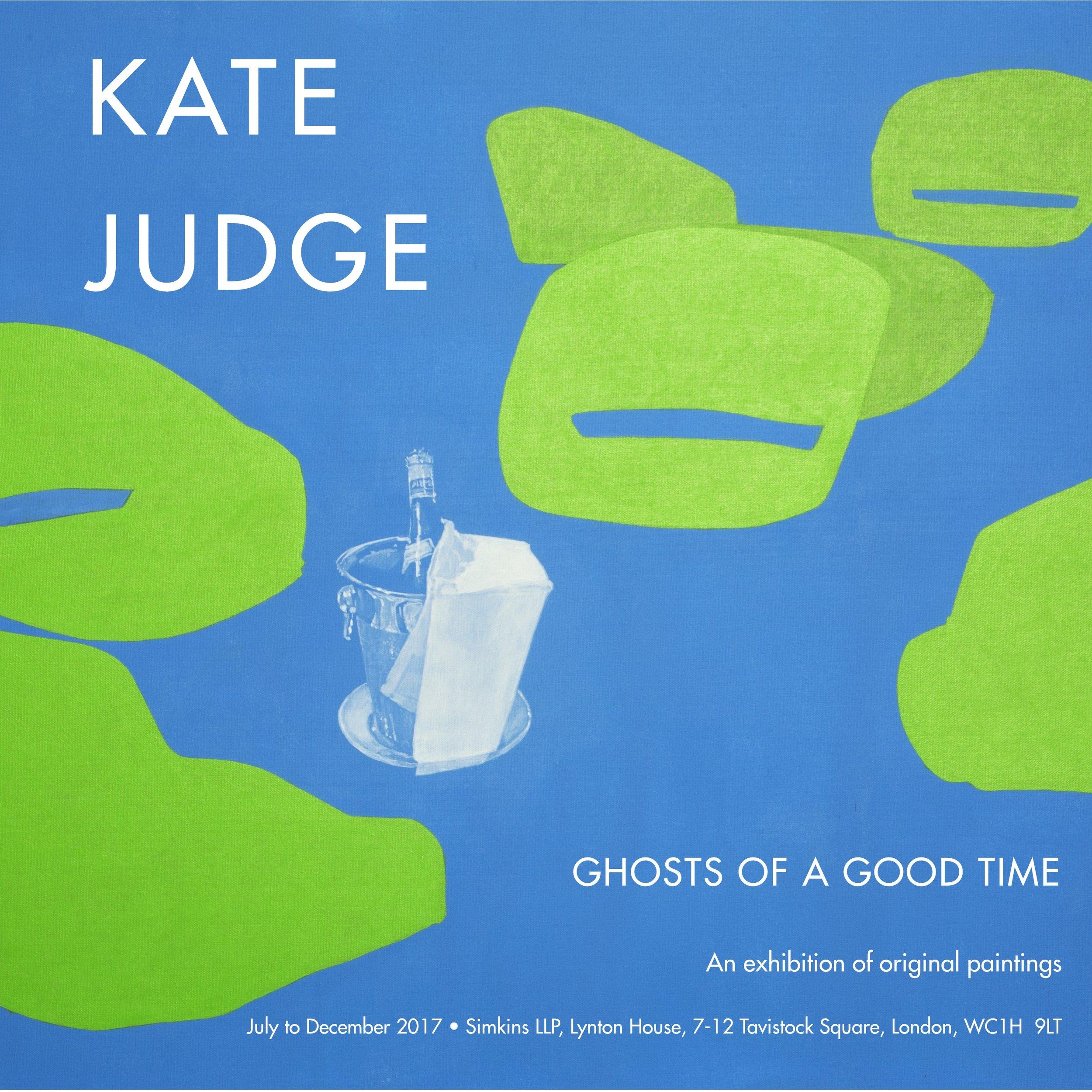 Catalogue cover for Simkins show