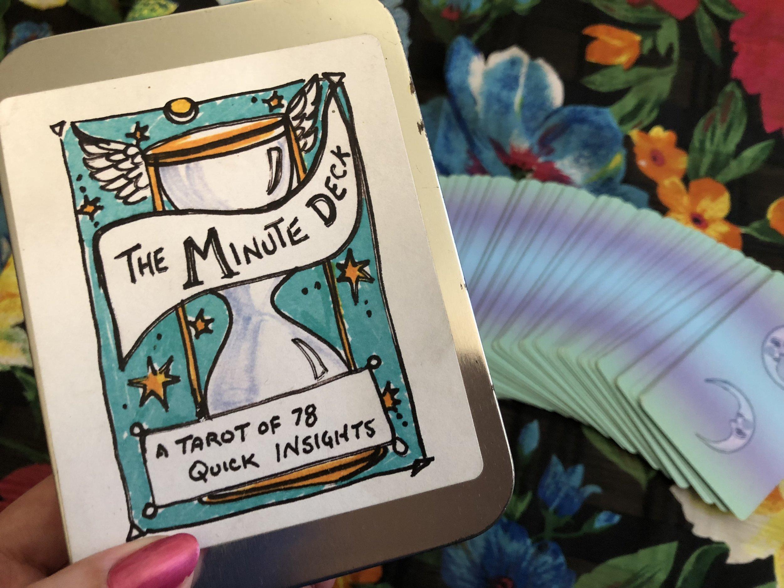 minute tarot