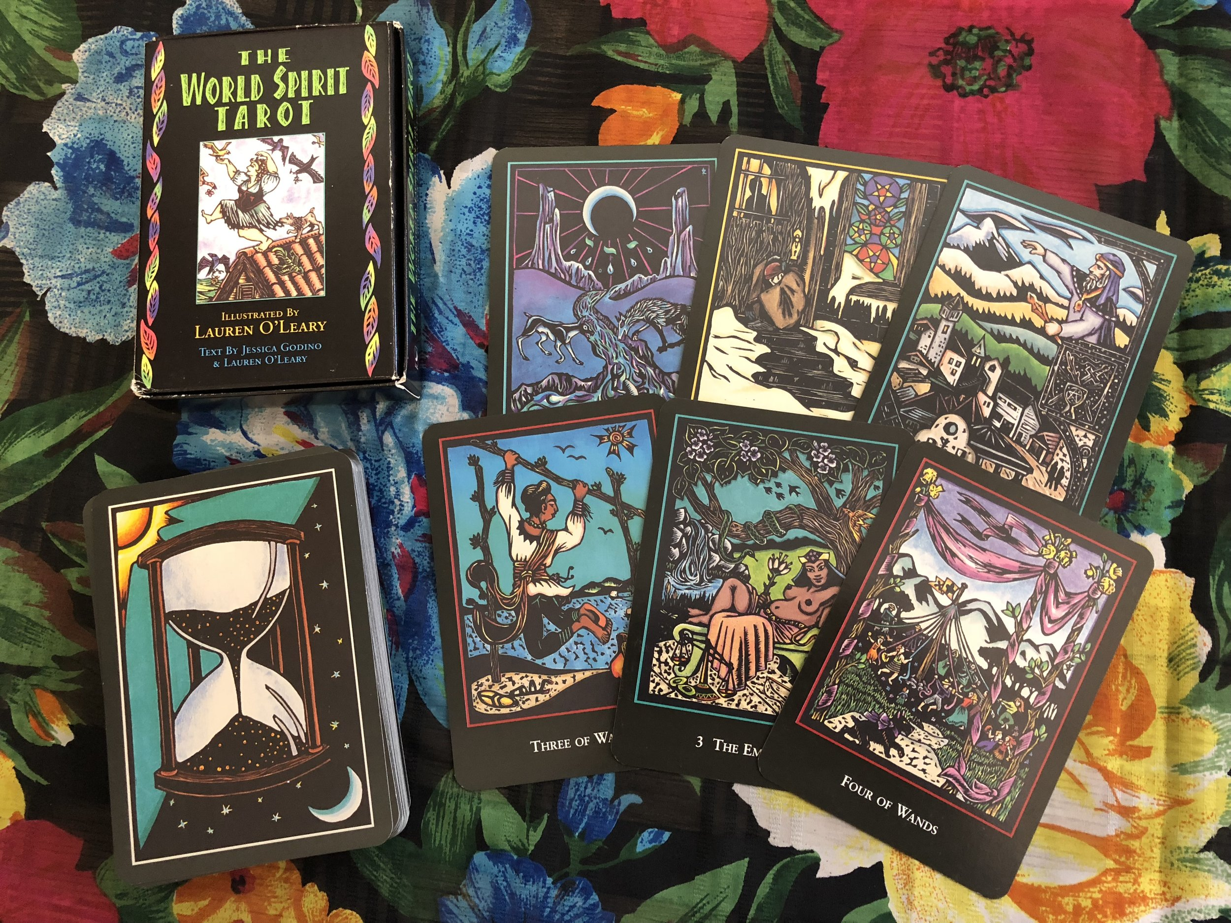 world spirit tarot