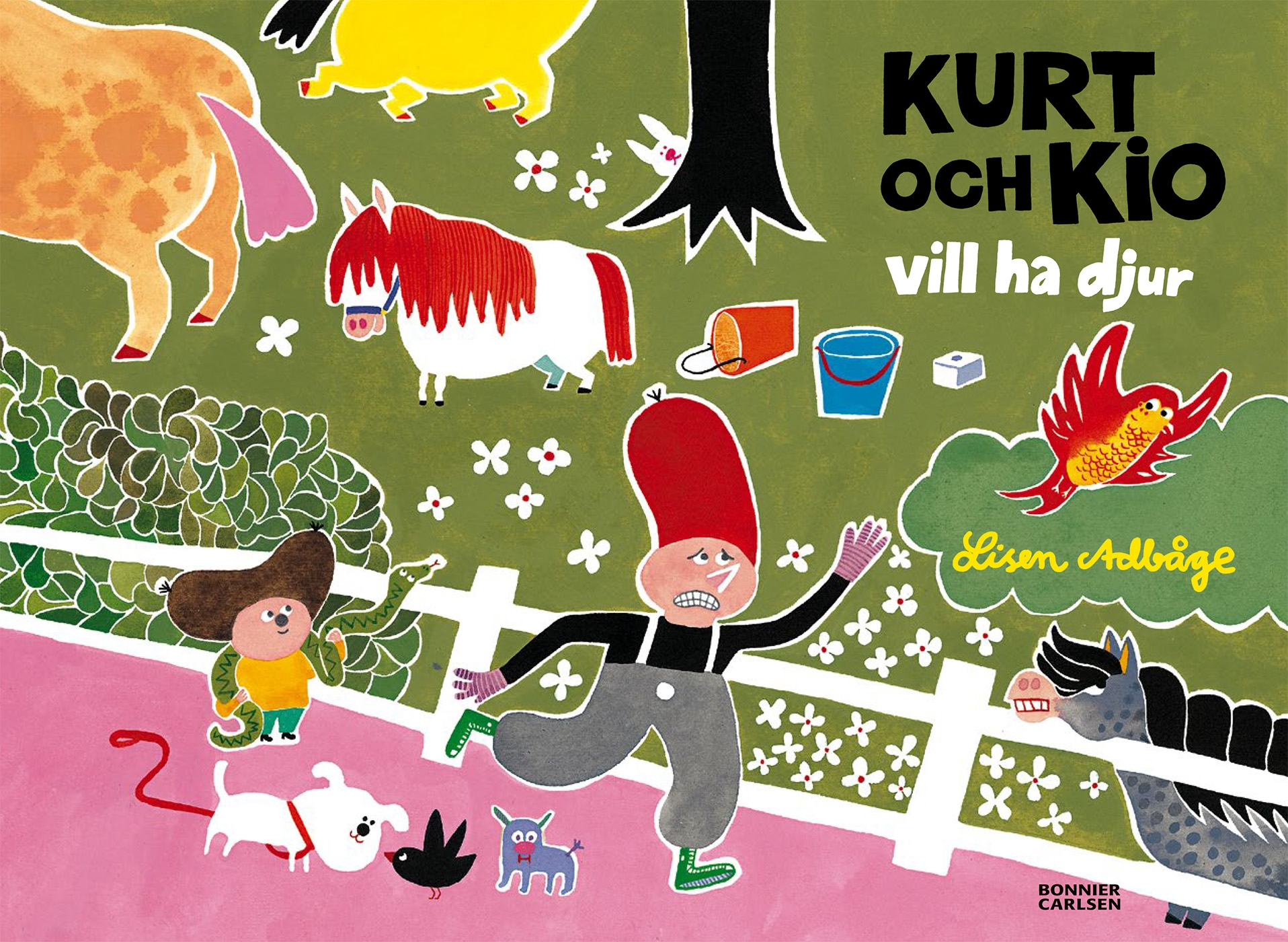 Kurt och Kio vill ha djur_ Teater_Tre