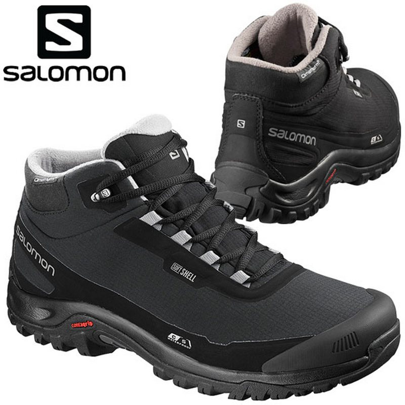 Salomon-winter shoes hiking SHELTER CS WP men L40472900.jpg