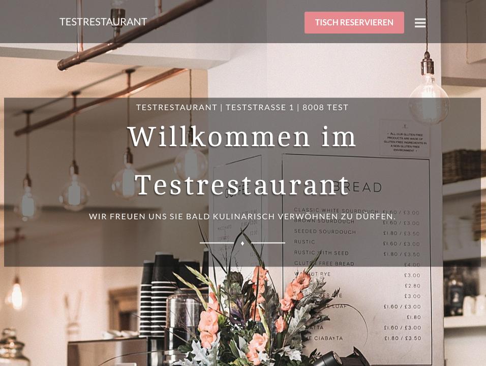 Beispiel-Homepage in einem neuen Fenster öffnen