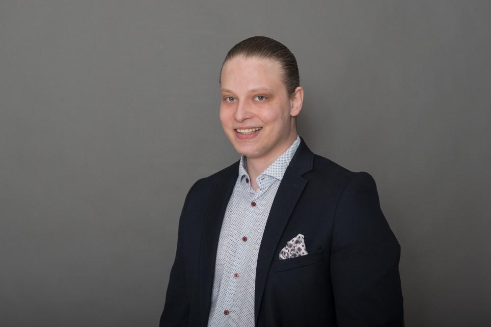 Joël Waldmüller Sachbearbeiter Kundensupport