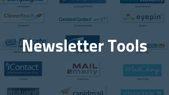 Es gibt viele Anbieter für Newsletter. Quelle: ultrapress.de