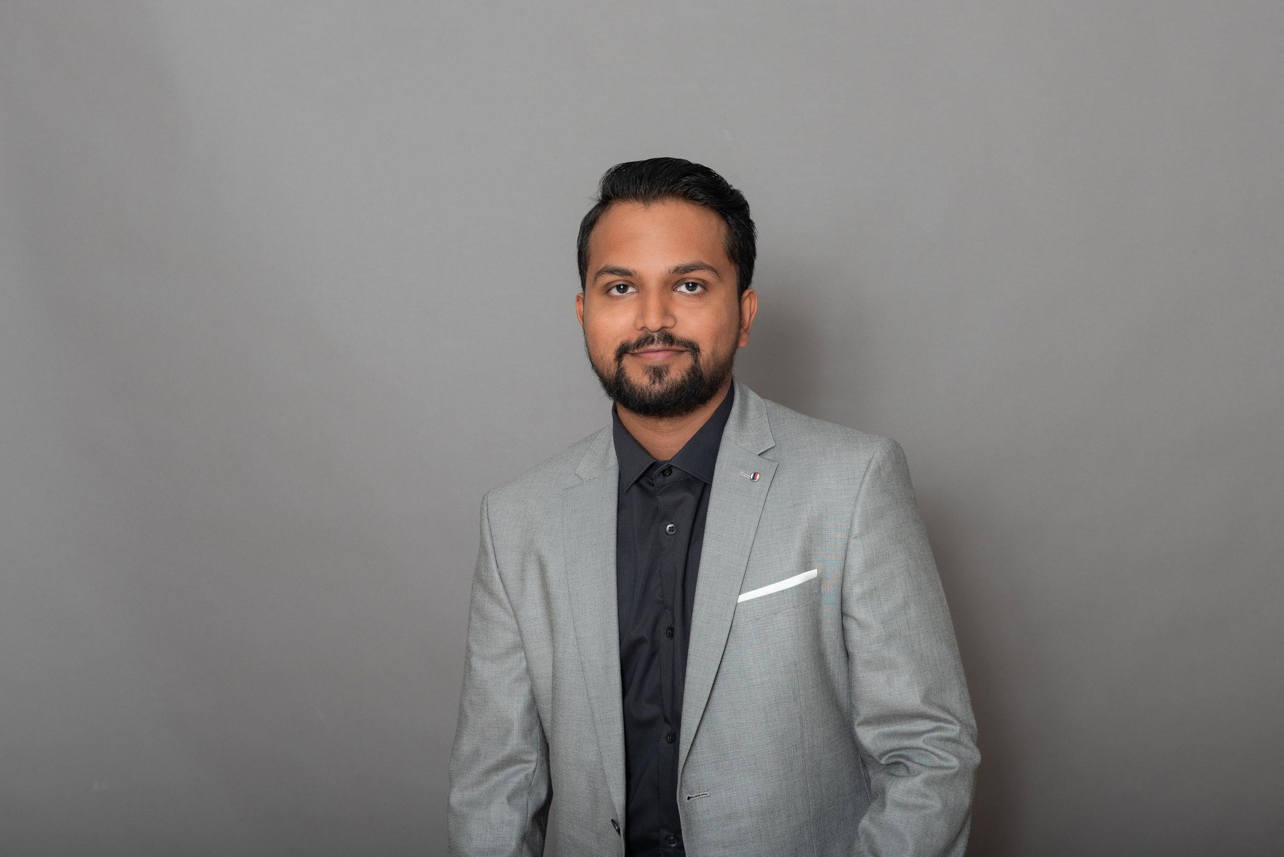 Mayuran Muthulingam Sachbearbeiter Buchhaltung & HR