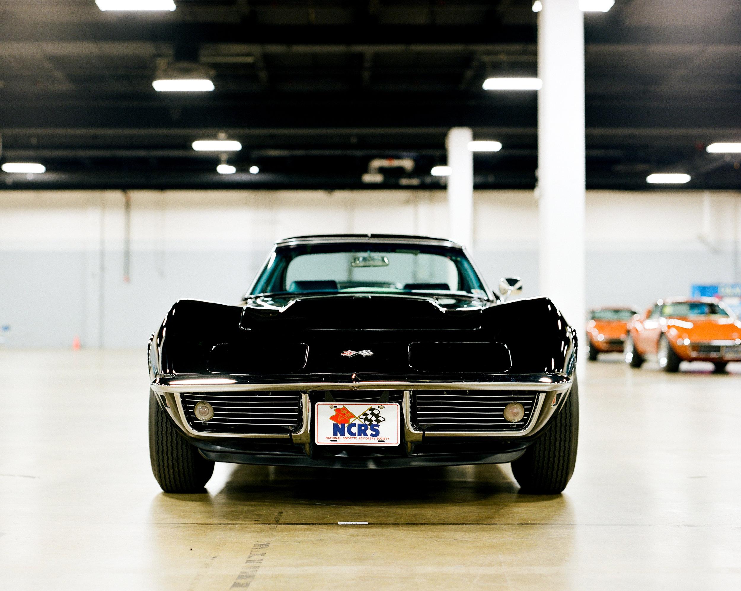 1969 Corvette on Film Pentax 67