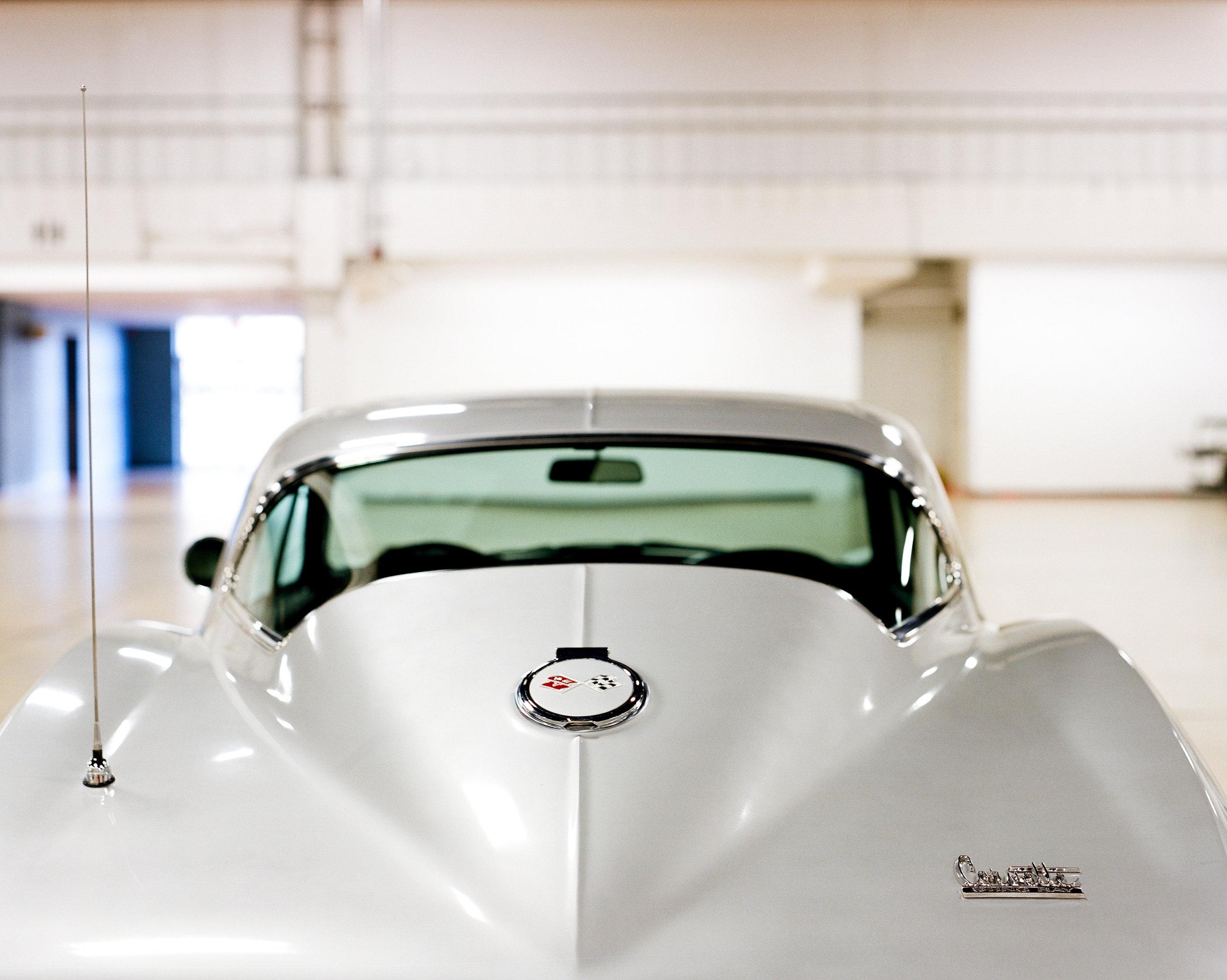 Classic Corvette on Film