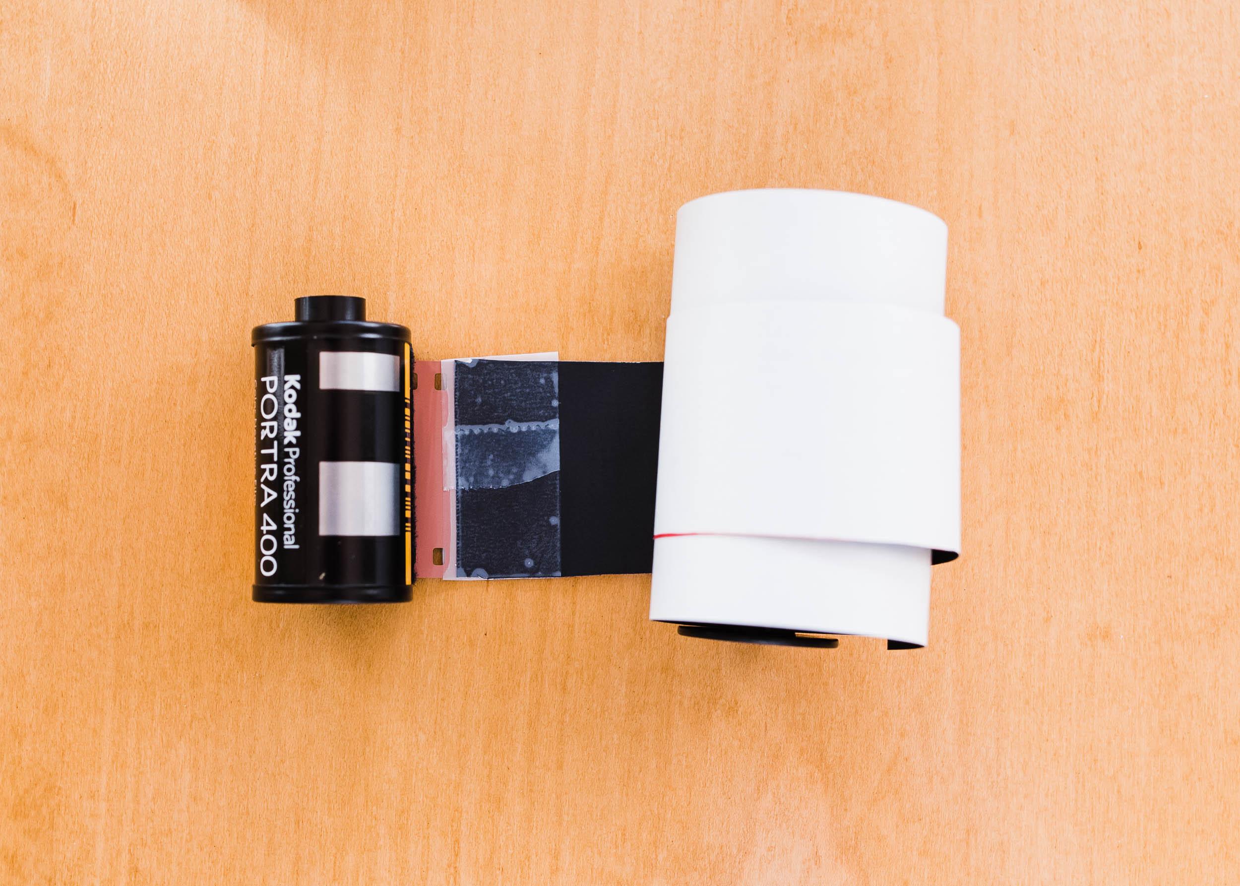 Pentax 67 35mm panorama step 5