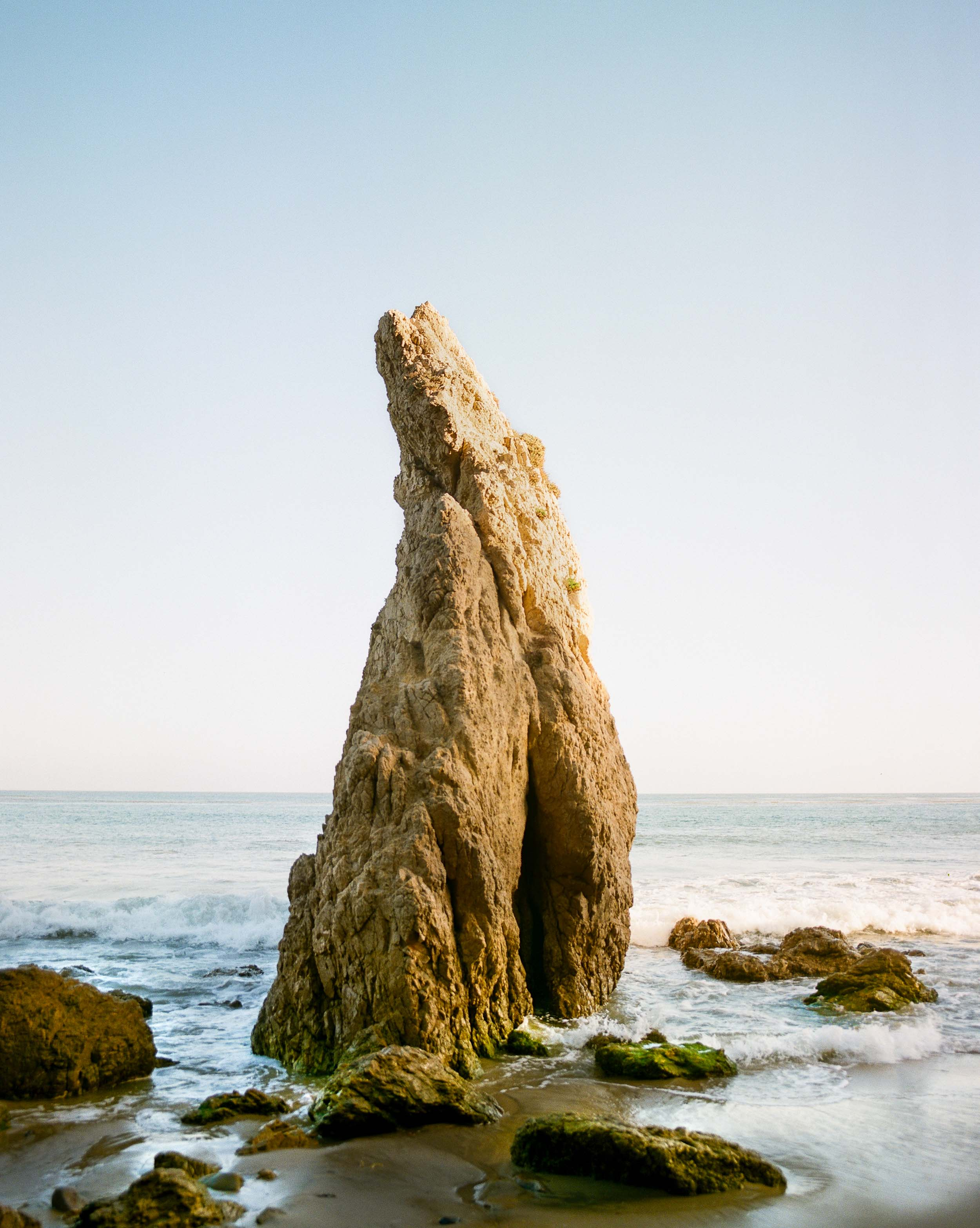 El Matador Beach Rock
