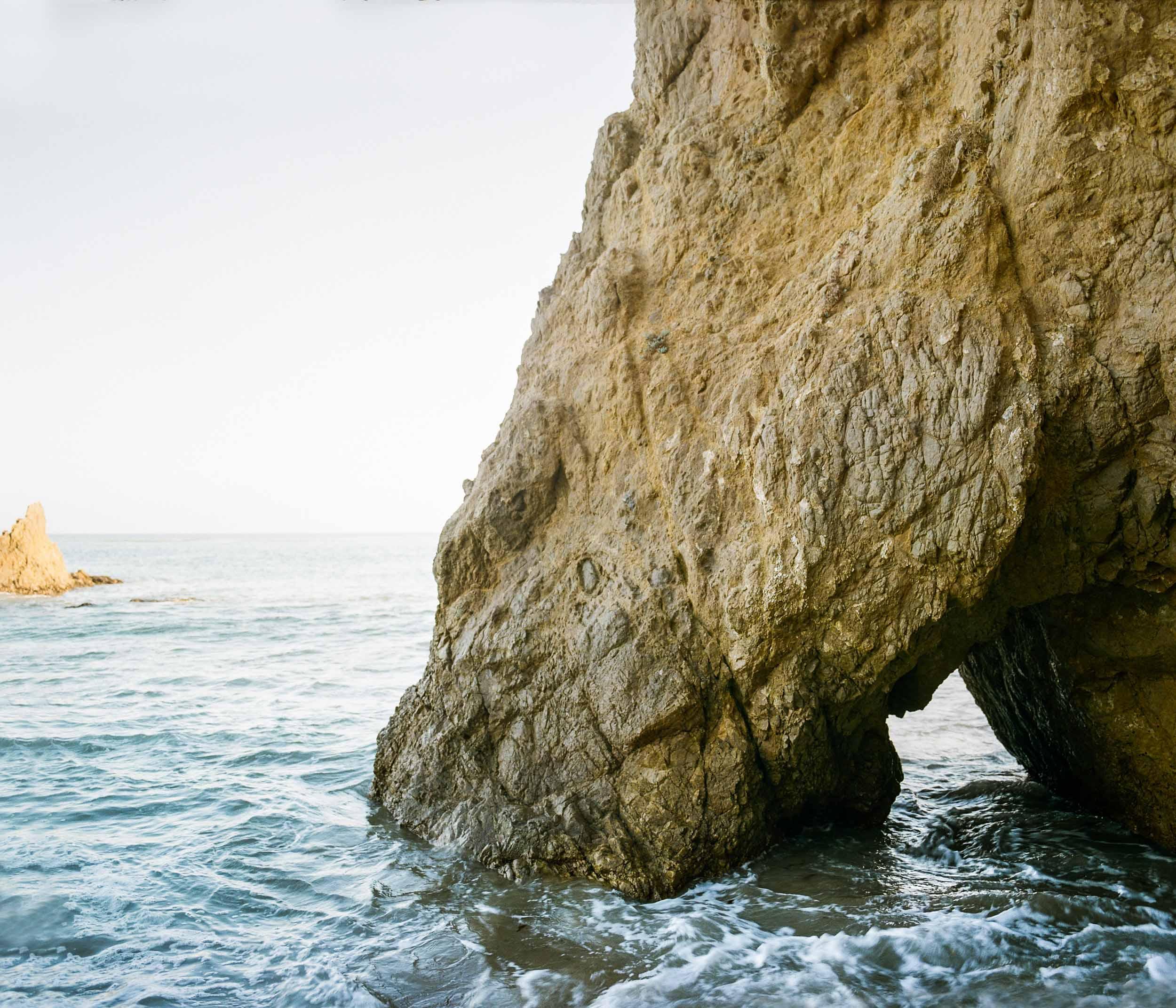 El Matador Keyhole Rock