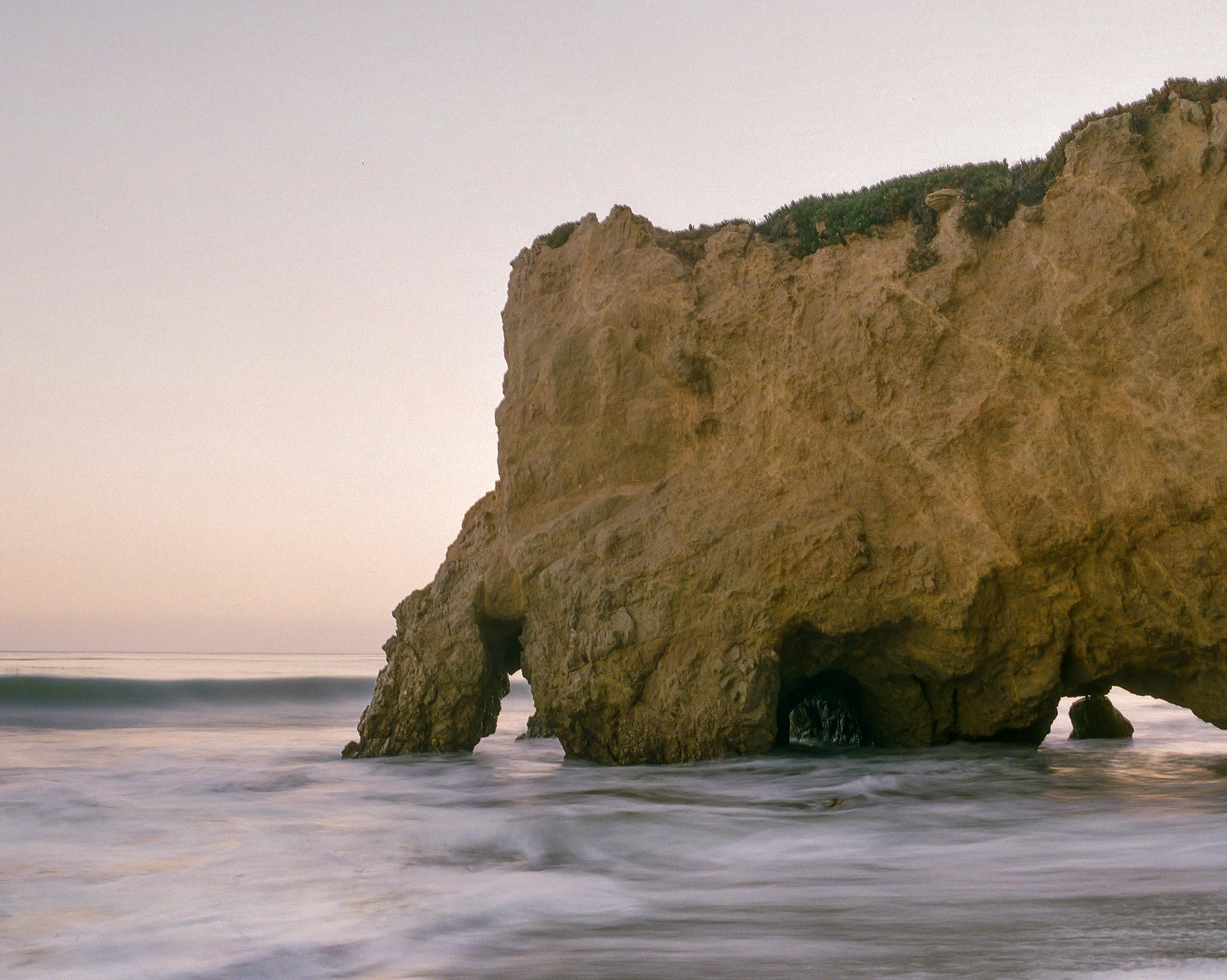 El Matador Beach Keyhole Long Exposure