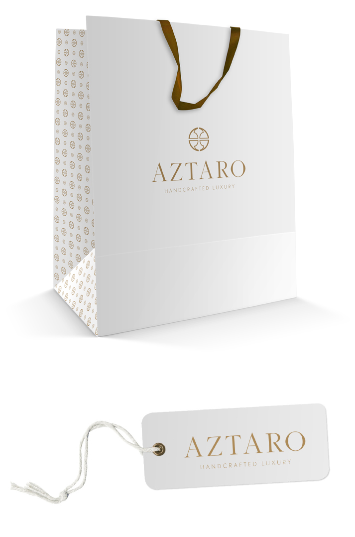 Aztaro Packaging Design