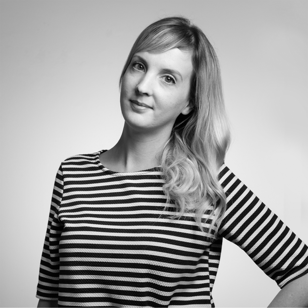 CLAIRE MASTERS / Senior Account Manager