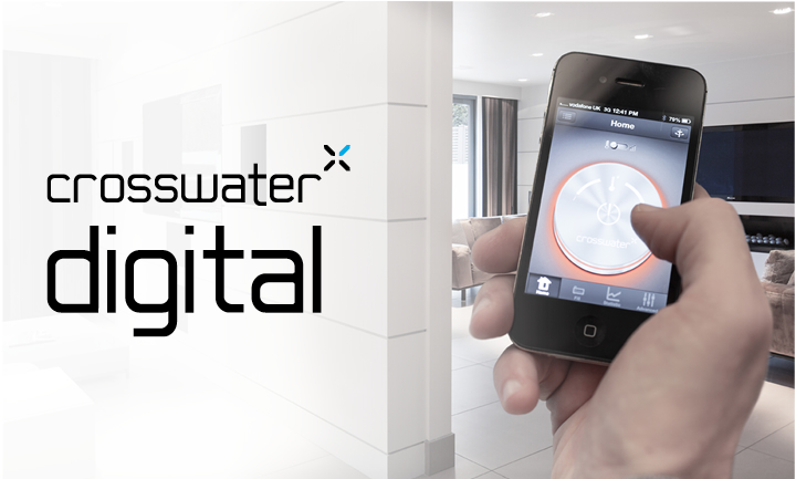 Crosswater introduced a new range of bespoke bathroom digital products. As part of the launch, we created a standalone identity, website and brochure, so that the product could be marketed separately to new sectors.