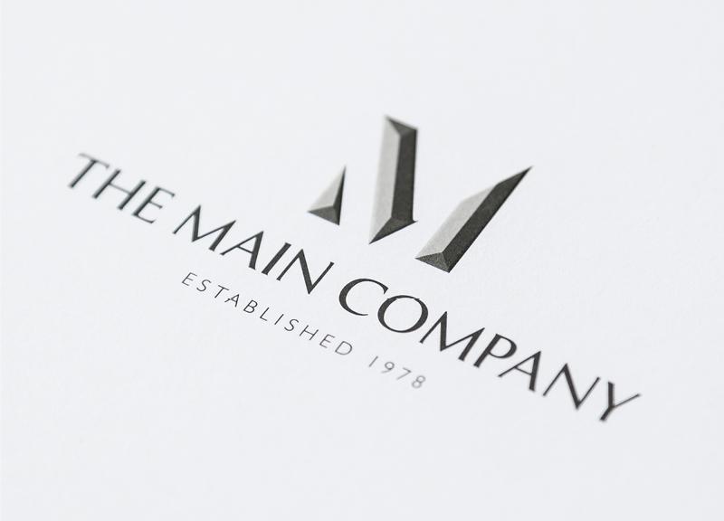 The Main Company Corporate Identity