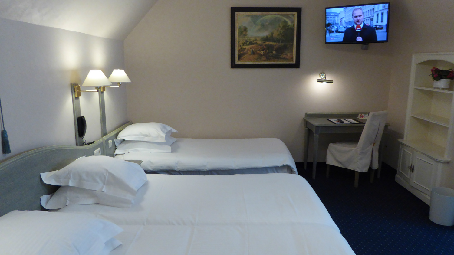 Triple room (for 3 guests)  More ...