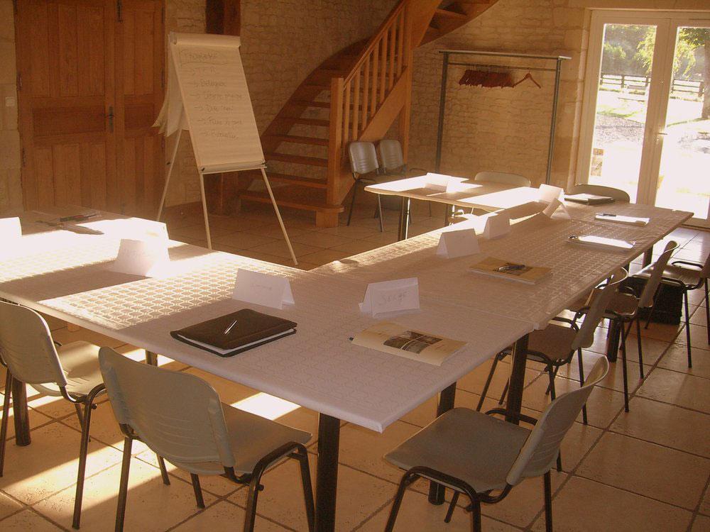 Séminaire d'entreprise dans un cadre unique, à 20 minutes de Caen