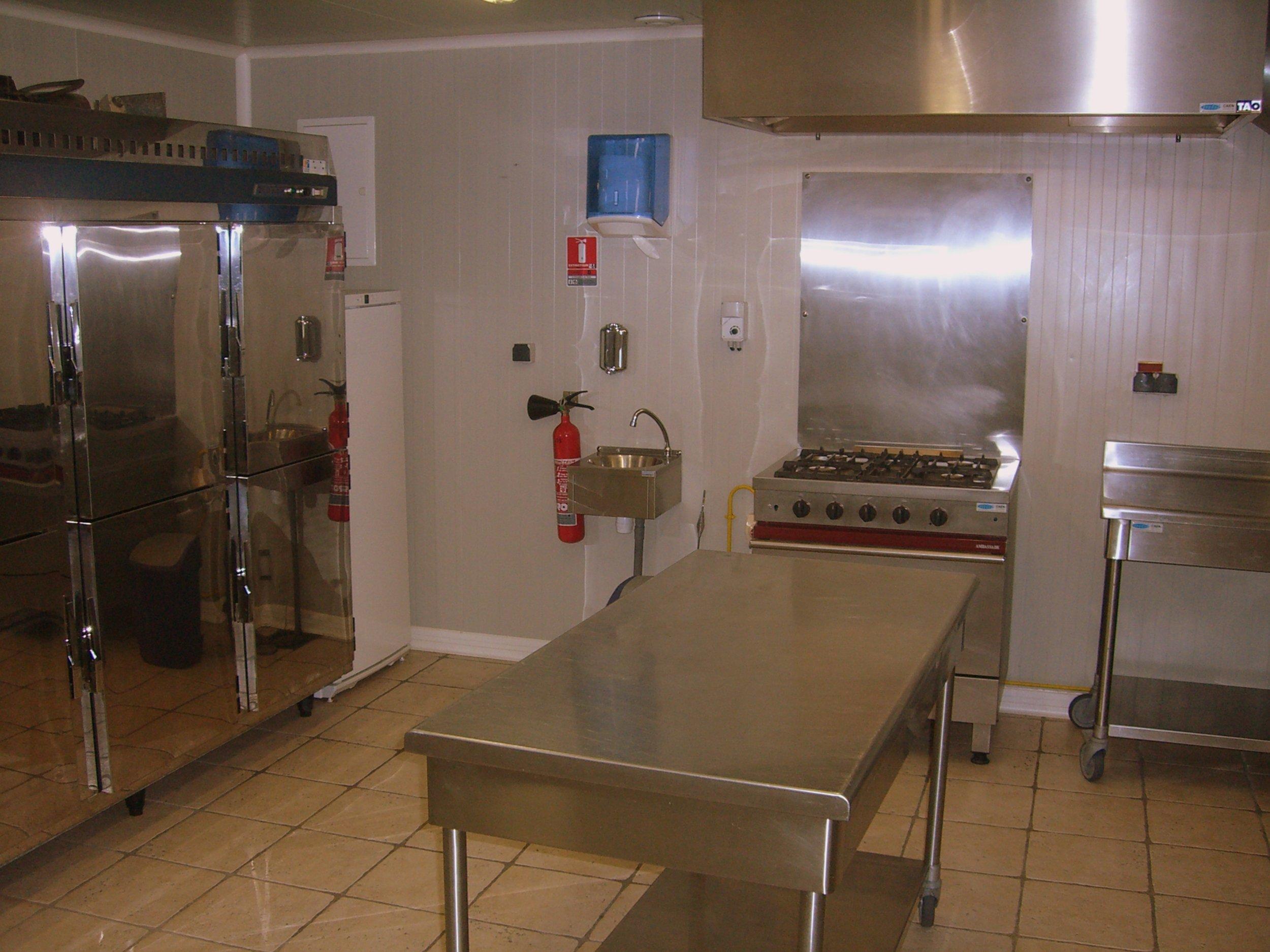 La cuisine équipée