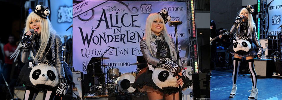Alice In Wonderland - Ultimate Fan Event 2010