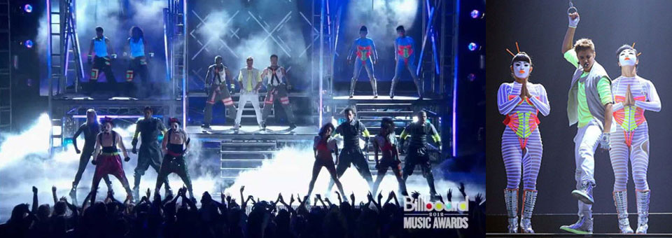 Billboard Awards 2012 (Dancers only)