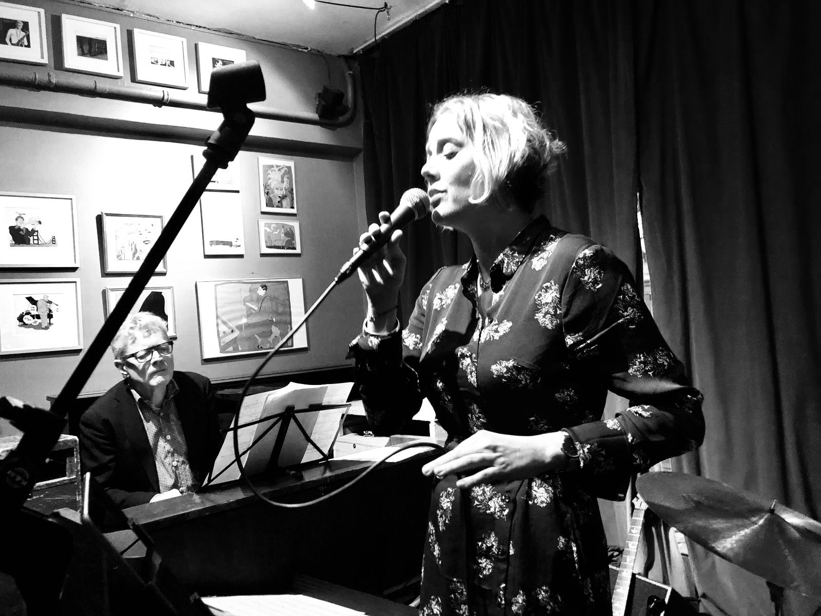 Jazzcup, Copenhagen, Nov 2018 - with Kjeld Lauritsen