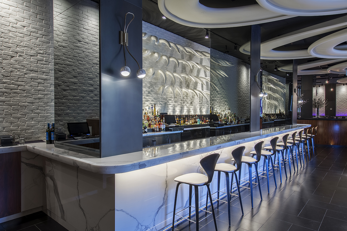 STK Yorkville by The Design Agency