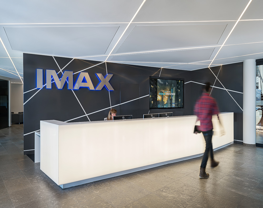 IMAX, IES Award of Excellence