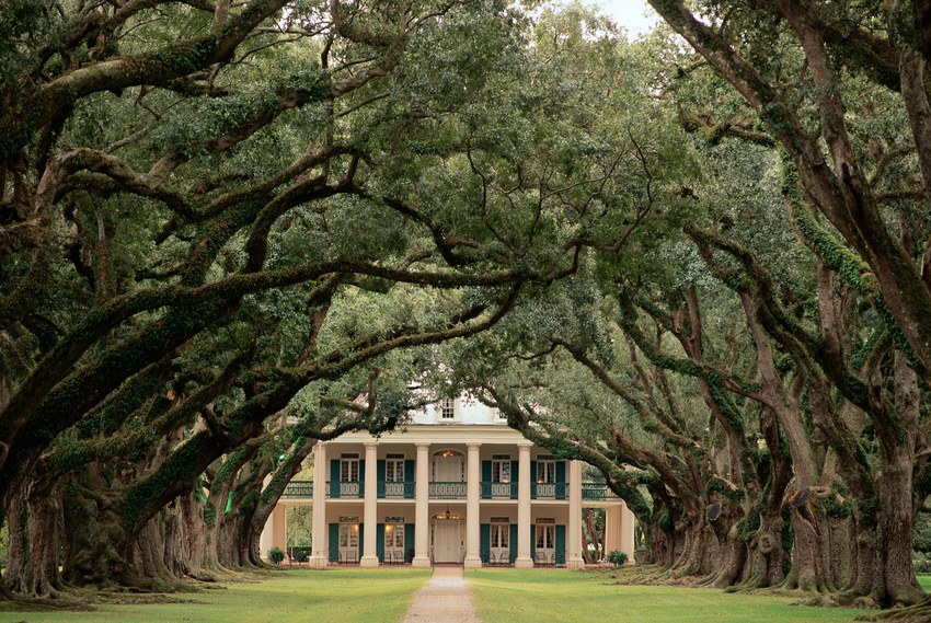 Conde Nast Traveler - Road Trip Houston to New Orleans