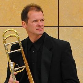 Mark Hetzler, trombone