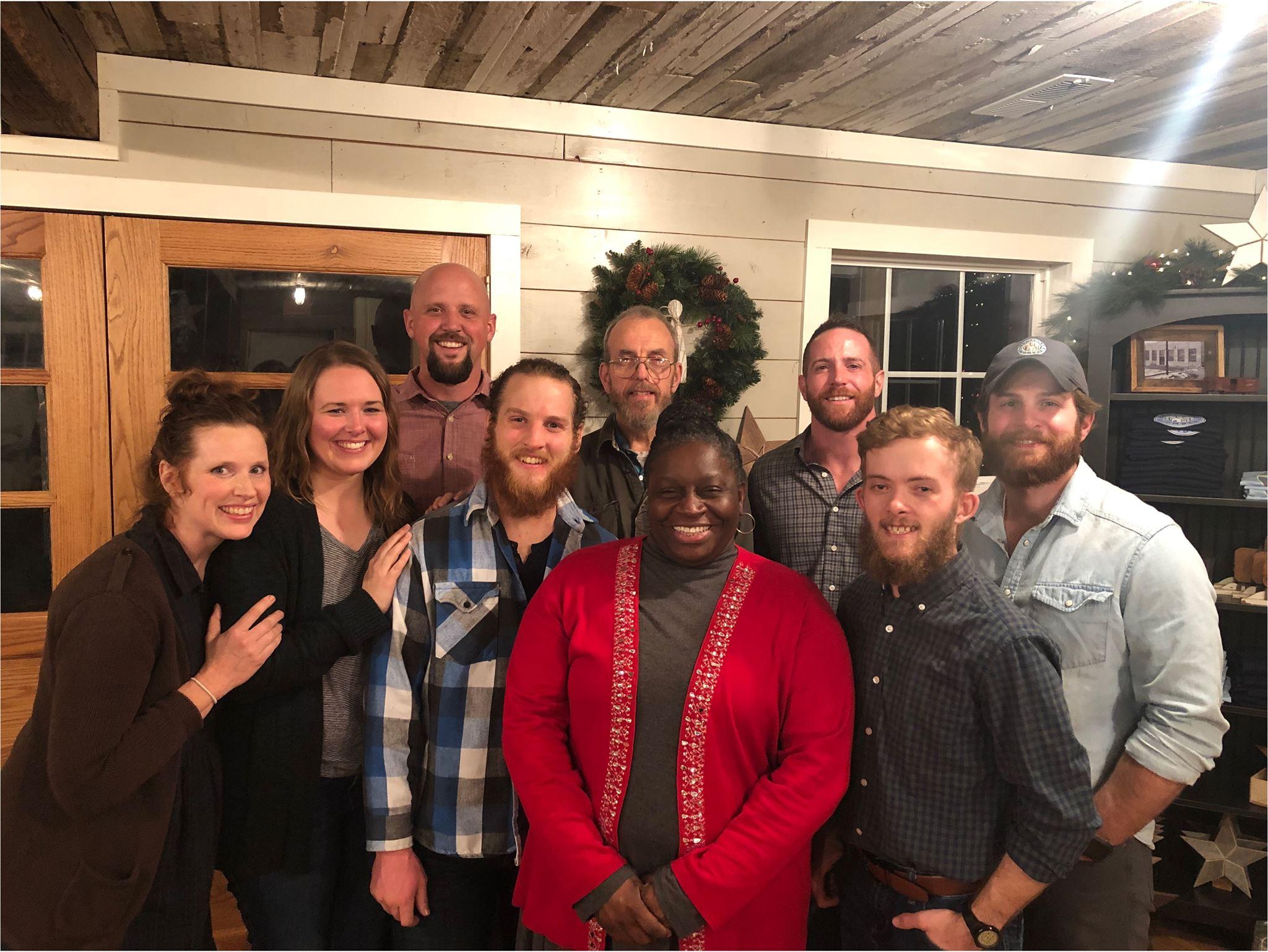 Kentucky Lumber team of employees