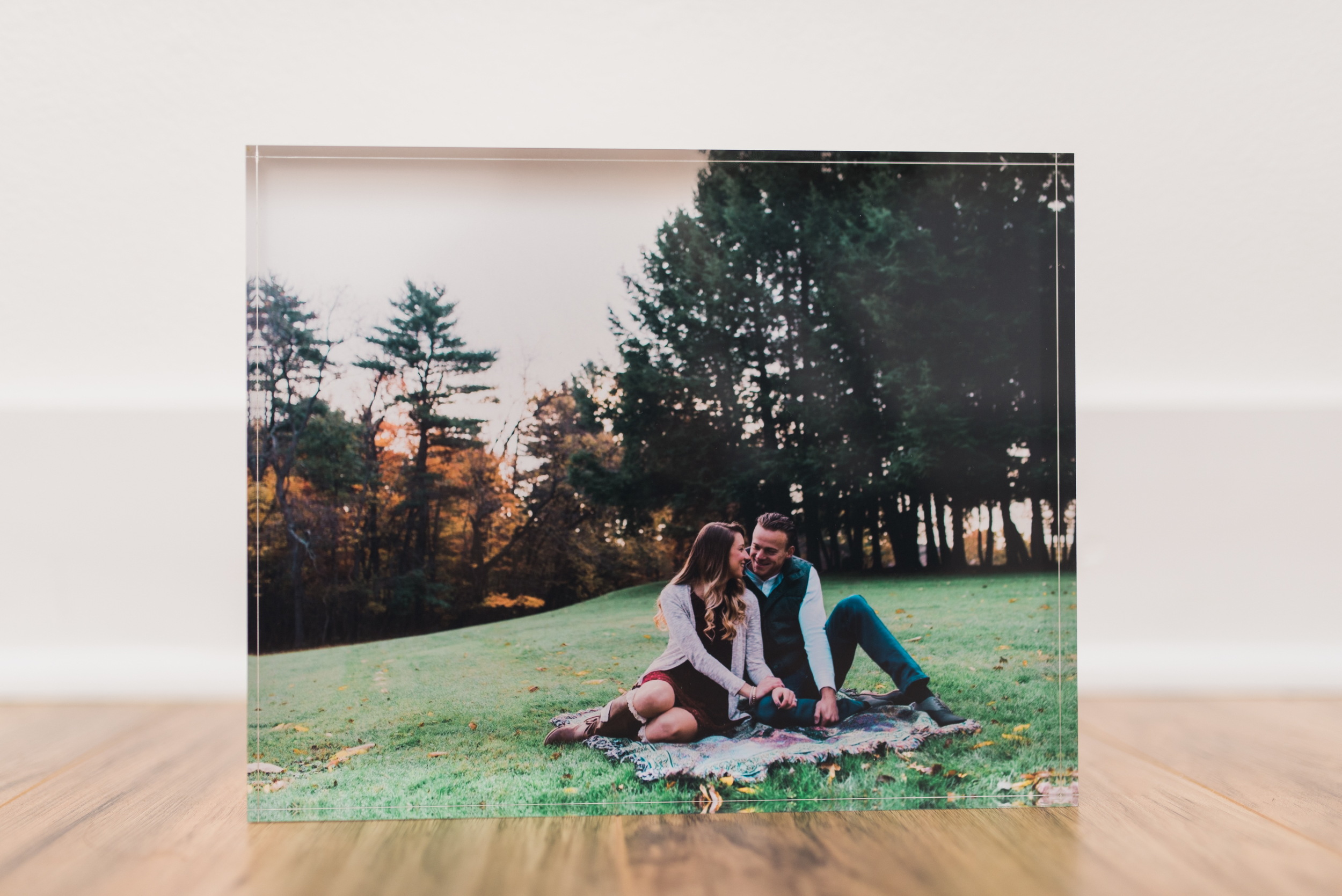 Pittsburgh Wedding and Portrait Photographer - Acrylic Block Fine Art Product