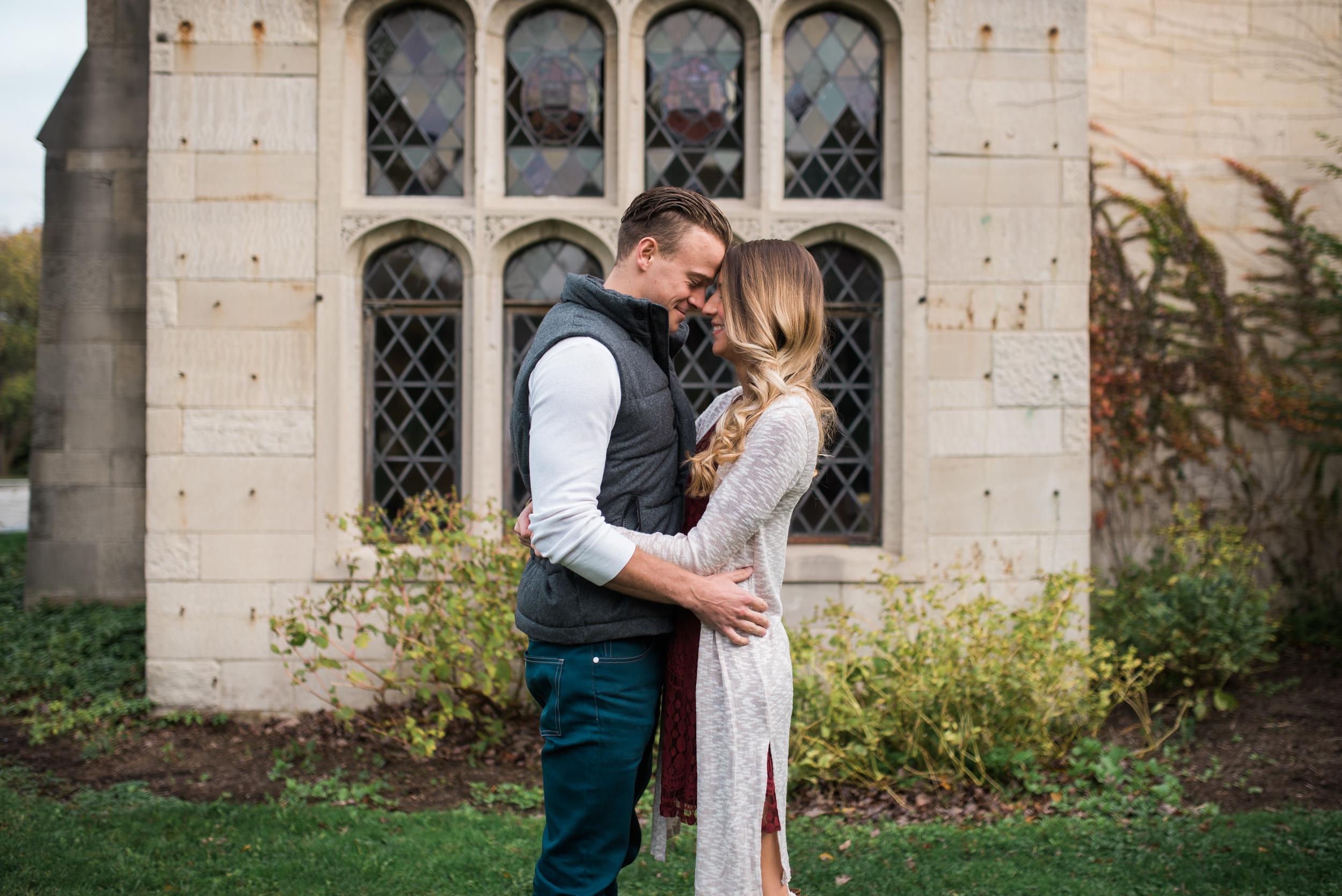 Pittsburgh engagement photographer - Pittsburgh wedding photographer - Hartwood Acres Image 1