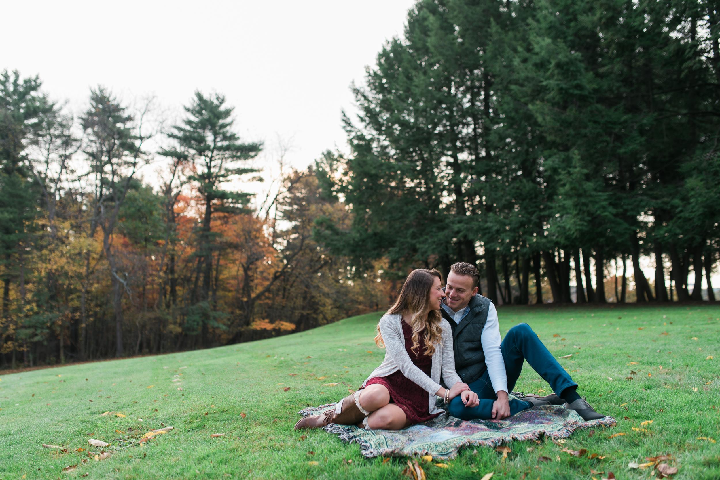 Pittsburgh engagement photographer - Pittsburgh wedding photographer - Hartwood Acres Image 11