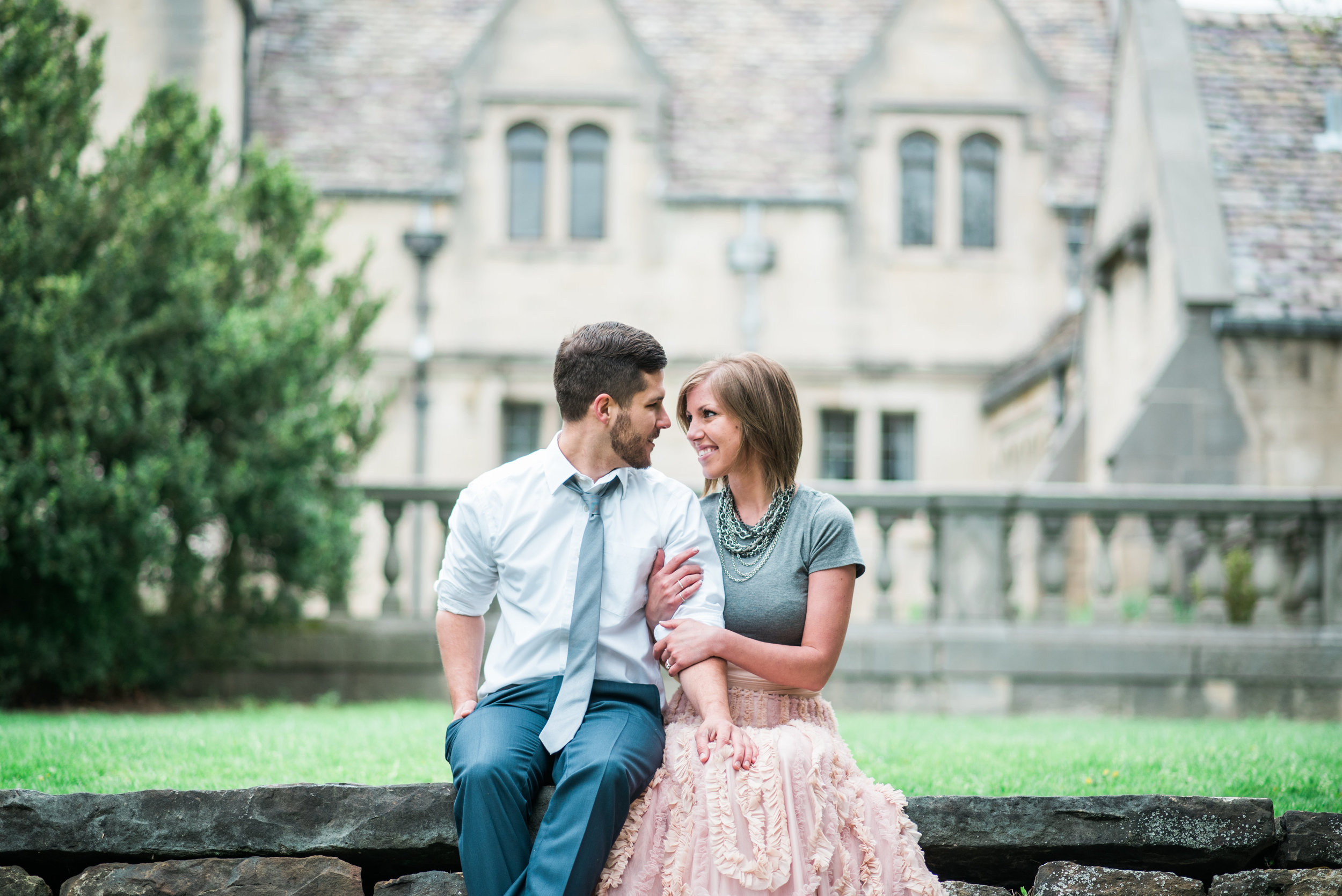 Pittsburgh Wedding Photography | Deena & Adam Engagement Session 27