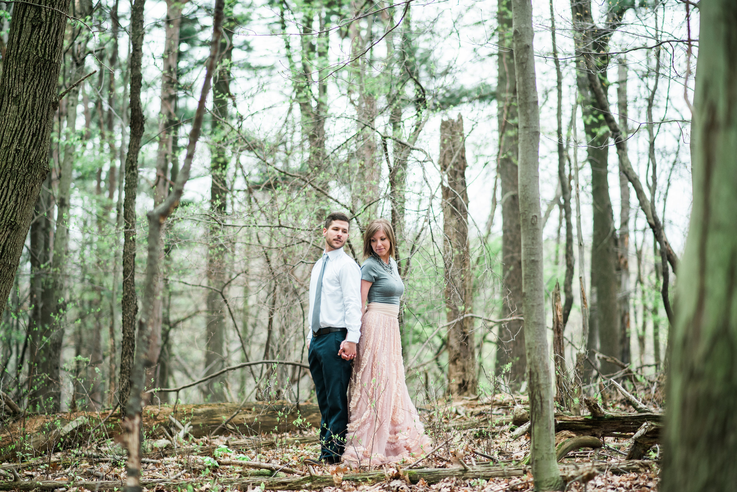 Pittsburgh Wedding Photography | Deena & Adam Engagement Session 26
