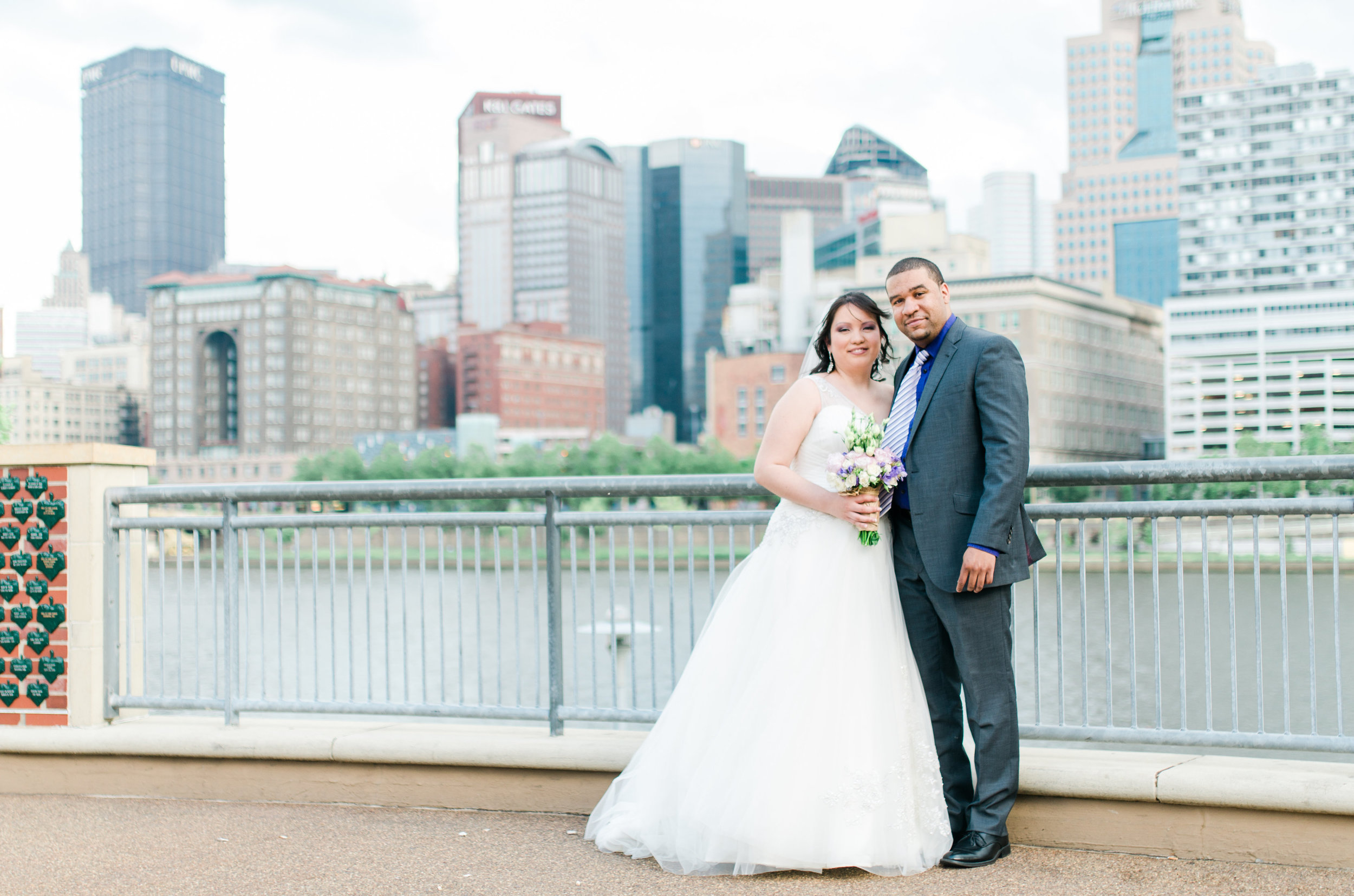 Pittsburgh Wedding Photographers | Modern Wedding Photography | Pittsburgh, PA | Natalya and Sam 36