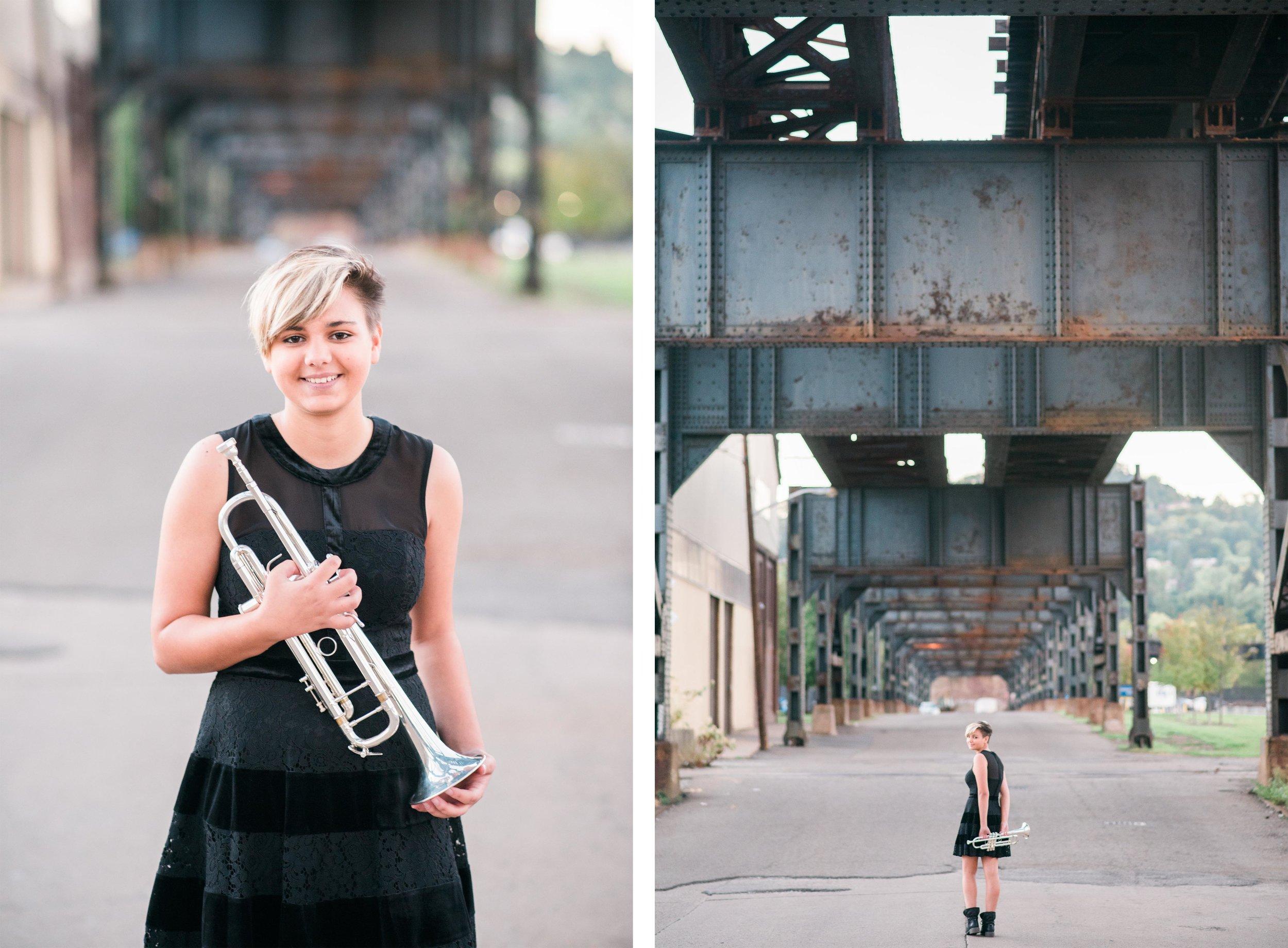 Pittsburgh senior portraits, senior pictures, north hills